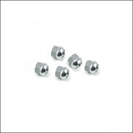 dadi porsche t2+911 acciaio (5 pz)