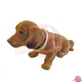 "Cagnolino con testa mobile ""Wobble dog"", 27 cm"