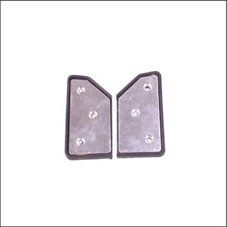 guarnizione battuta telaio capote 65 - 79  - coppia