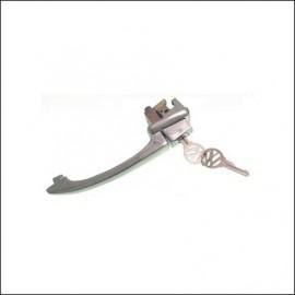 maniglia apriporta est 8/64 - 7/66 sx/dx con serratura QUALITA' SUPERIORE